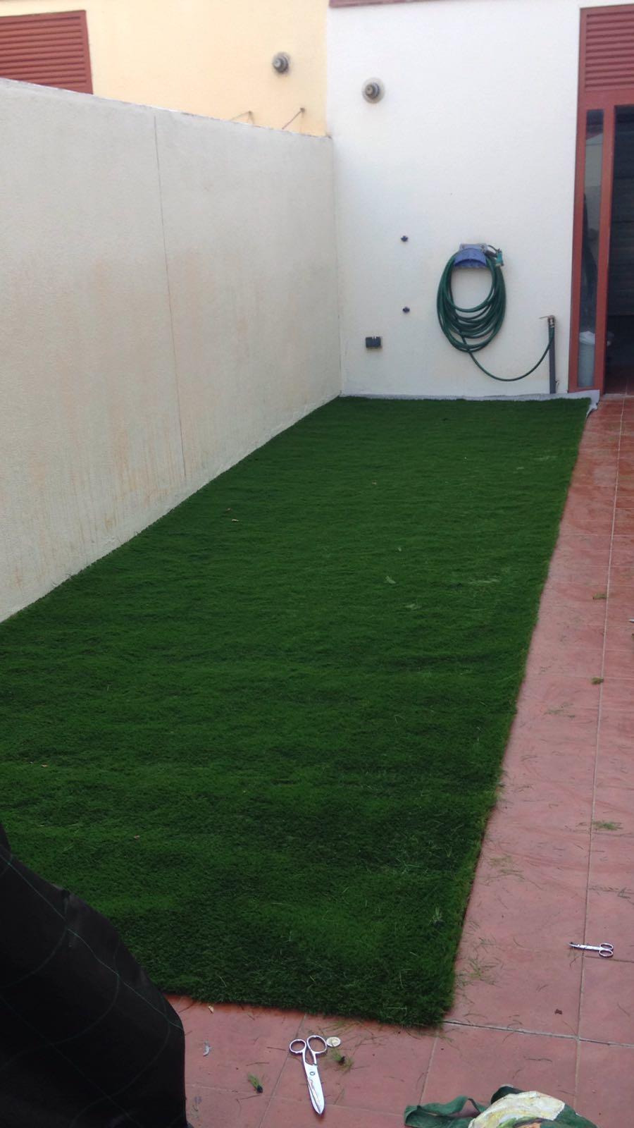 cesped artificial luisa green 40 bis